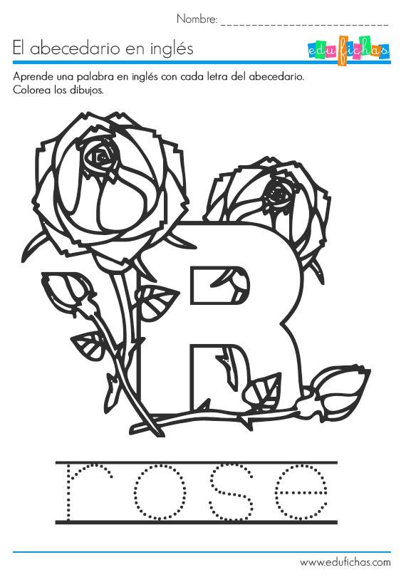 aprender la letra r