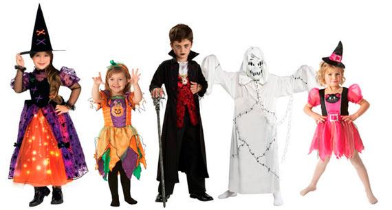 disfraces halloween 3 y 4 años