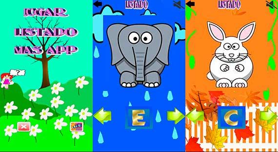 app gratis abecedario para niños
