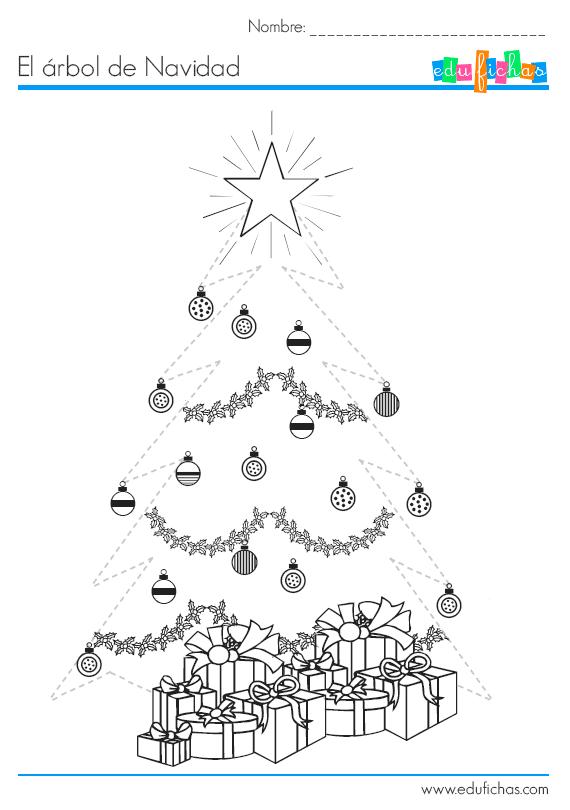 repasar arbol de navidad