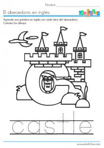 Cuadernillo del abacedario en ingls Cuadernillo PDF gratis