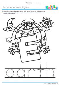 abecedario-ingles-e-earth