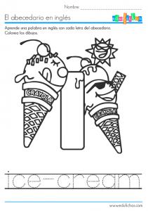 abecedario-ingles-i-ice-cream
