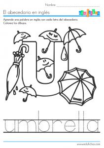 abecedario-ingles-u-umbrella