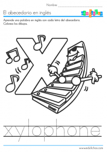 abecedario-ingles-x-xylophone