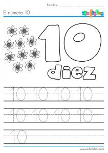 el-numero-diez-10