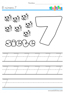 el-numero-siete-7