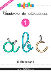 cuadernillo del abecedario gratis