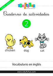 cuadernillo vocabulario ingles
