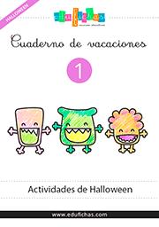 cuadernillo de halloween 1