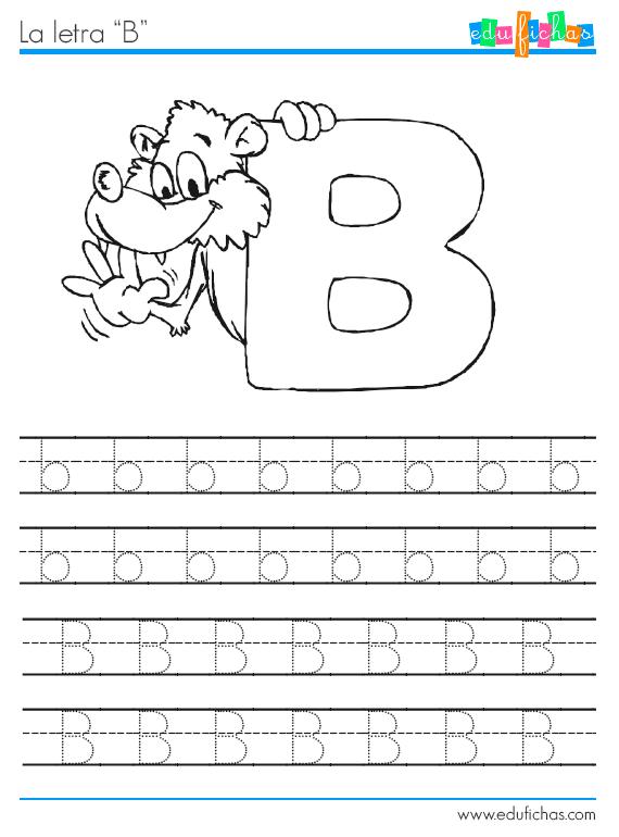 abecedario-con-dibujos-b
