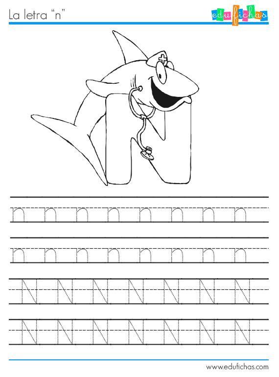 abecedario-con-dibujos-n