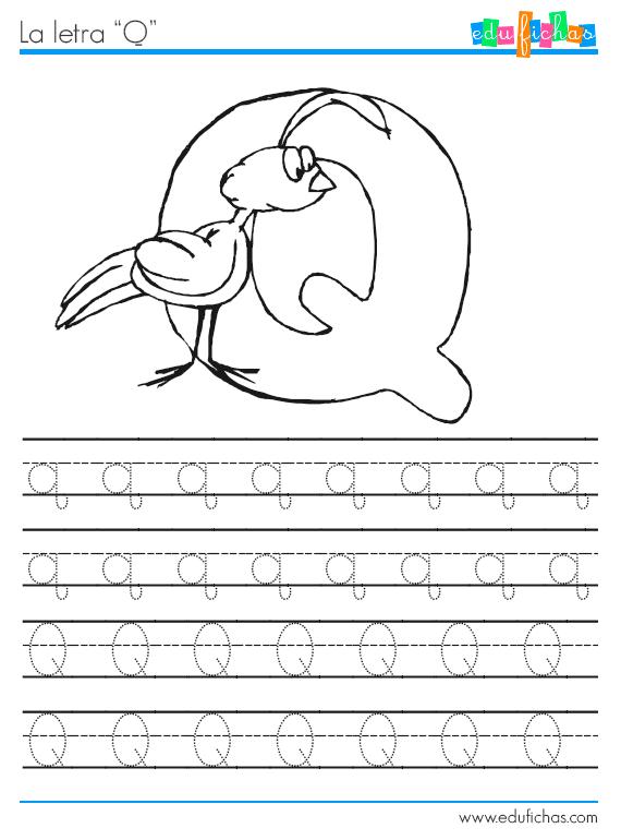 abecedario-con-dibujos-q