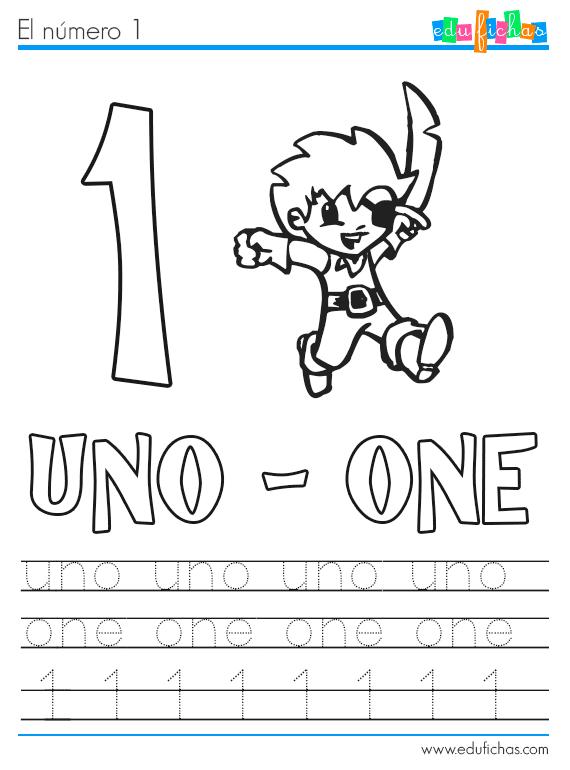 Números Archives - Página 7 de 10 - Cuadernos para niños
