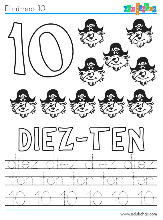 numero 10