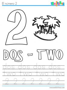 número dos