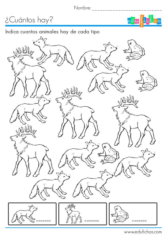Cartilla cuantos hay con dibujos de animales for Cuantos codones existen