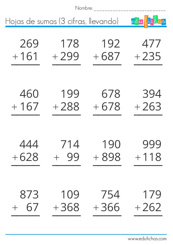 Famoso La Resta De Matemáticas Reagrupar Las Hojas De Trabajo Ideas ...