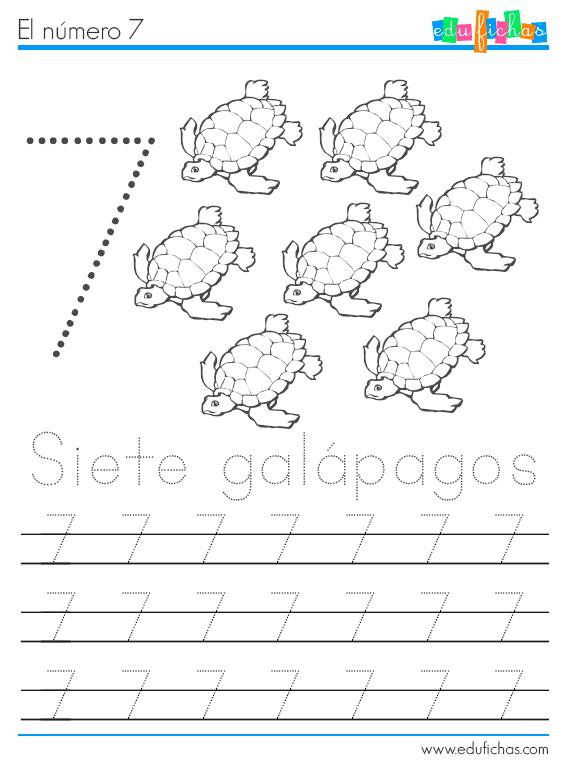 Actividades fotocopiables para infantil de 4 años