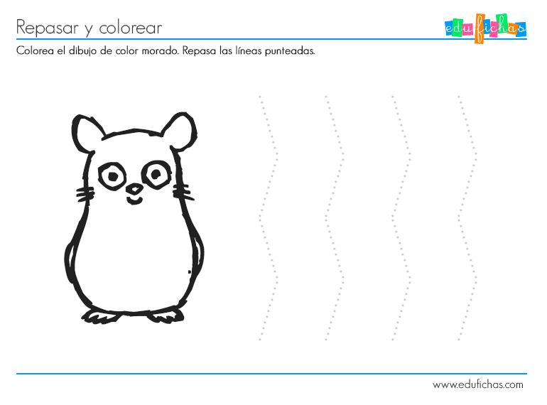 Cuaderno de actividades para 2 años - Cuadernos para niños