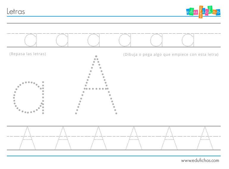 actividades-letra-a
