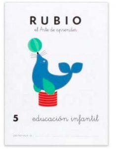 rubio educación infantil 5