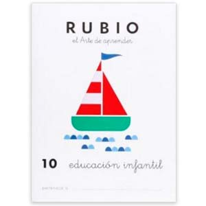cuaderno educacion infantil 10