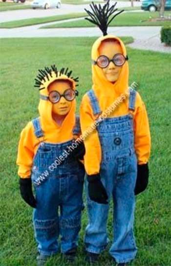Disfraz de Minions