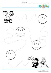 grafomotricidad-halloween-sumas