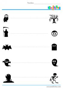 halloween-grafomotricidad-rectas