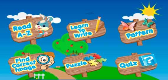 ingles juegos para niños