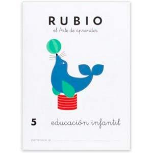 cuaderno rubio educacion infantil 5