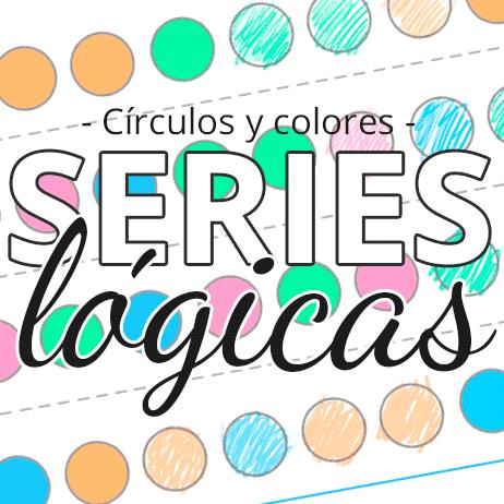 Series Lógicas Para Colorear Fichas De Actividades Gratis