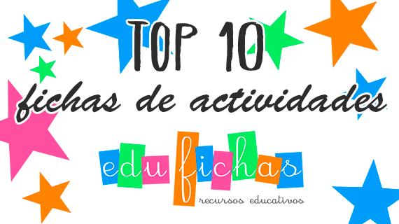 top 10 fichas de actividades