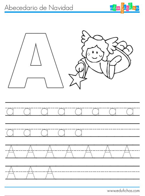 abecedario-navidad-a