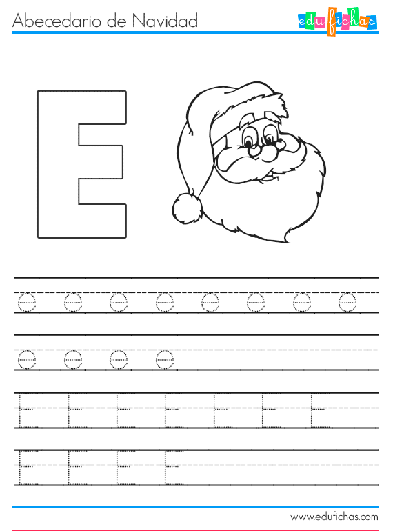 abecedario-navidad-e