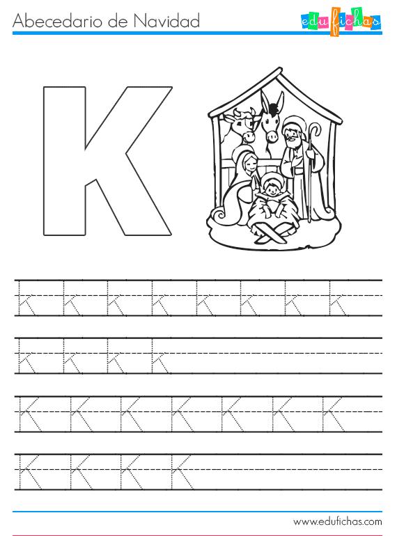 abecedario-navidad-k