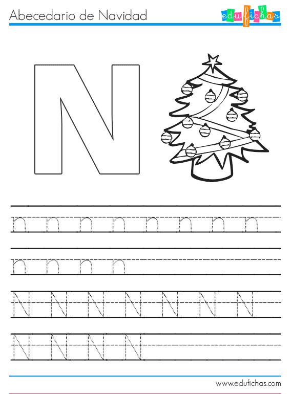 abecedario-navidad-n