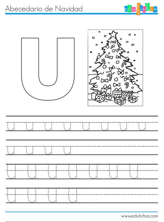 abecedario-navidad-u