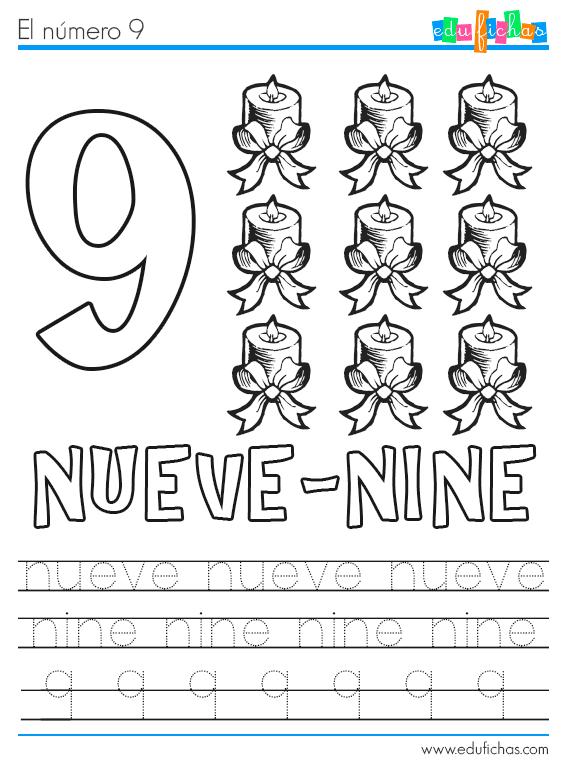 numero-9-navidad