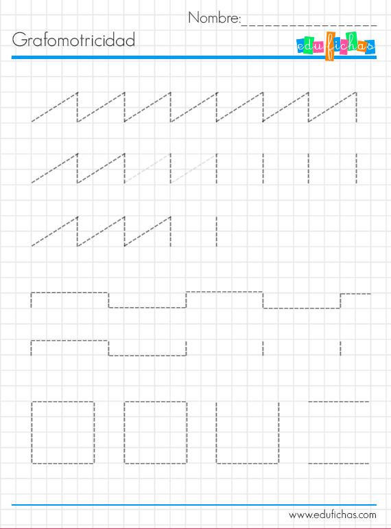 grafo infantil cuadriculada 2