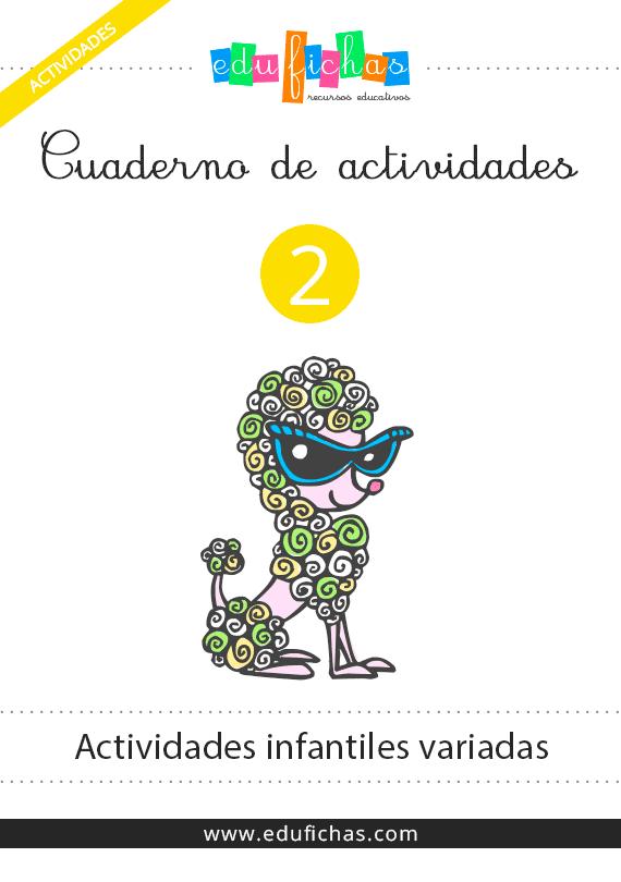 Actividades variadas 2 - Cuadernos para niños