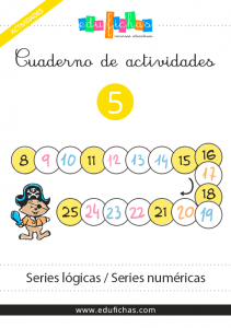 cuaderno de series numericas y logicas