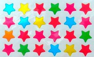 pegatinas de estrellas
