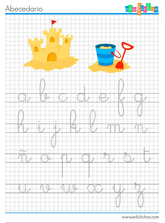 abecedario repasar