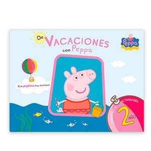 vacaciones peppa pig 2 años