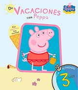 peppa pig 3 años vacaciones