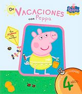 peppa pig 4 años vacaciones