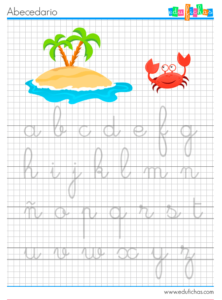 repasar letras del abecedario