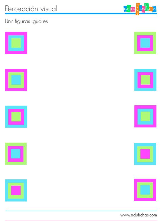 actividades percepcion visual